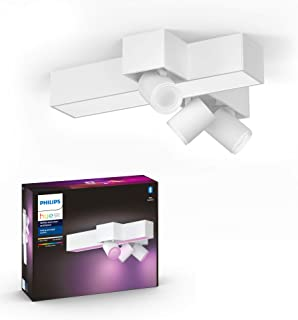 Philips Hue White and colour ambience 5060831P7 Smart lighting spot Bluetooth/Zigbee Hue White and colour ambience 5060831...