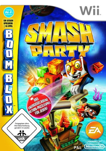 Electronic Arts  Boom Blox: Bash Party, Wii