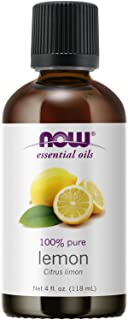 Now Foods Essential Oils, Lemon, 4 fl oz (118 ml)