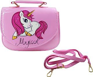 Asera Unicorn Sling Bags Shoulder Bag Hand Bag Purse for Kids Girls