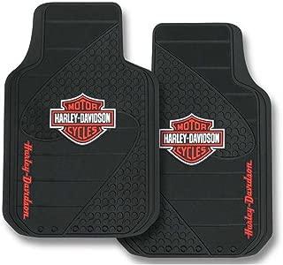 Plasticolor 001384R01 Universal Fit Harley B&S Factory Floor Mat