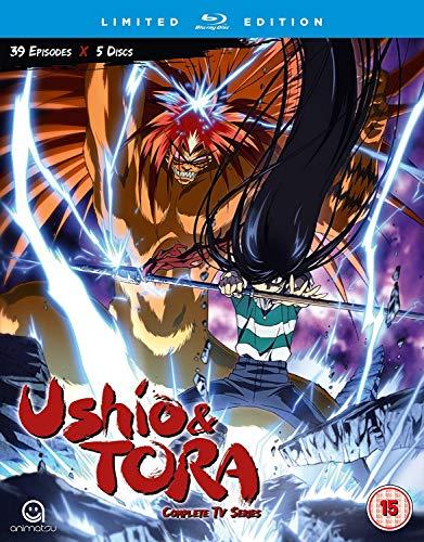 Ushio And Tora Col 1 (Eps 1-39) Dlx (5 Blu-Ray) [Edizione: Regno Unito]