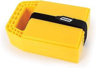 Camco Almofadas estabilizadoras para trailer, ajudam a evitar que os macacos afundem, almofada de 16,5 cm x 22,8 cm – paco...