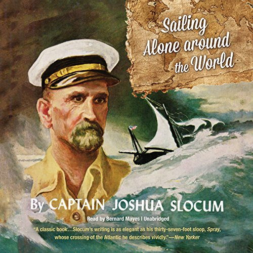 Sailing Alone Around the World cover art