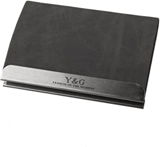 MC40 Four Style Alloy Business Card Holders/Credit Card By Y&G