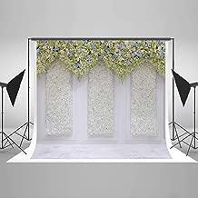 Kate 7x5ft Floral Bridal Shower Backdrop Flower Wall Photo Backdrops Wedding Portrait Background