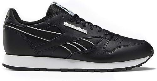 Hausschuhe Reebok Cl Leather Mu schwarz 42.5
