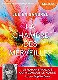 La Chambre des merveilles - Livre audio 1 CD MP3 - Suivi d'un entretien avec l'auteur - Audiolib - 16/05/2018