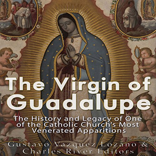 The Virgin of Guadalupe audiobook cover art