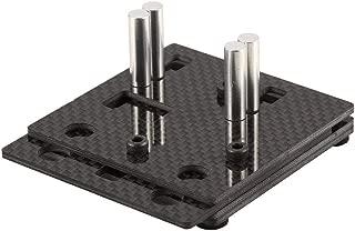 Mr. Grippy Carbon Fiber RC Model Soldering Jig XT60/ Deans T-Plug Bullet