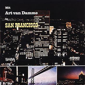 Mit Art Van Damme in San Francisco