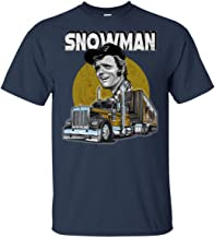 Men's Jerry Reed Snowman Men's Smokey and The Bandit T-Shirts