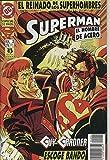 Superman El Hombre de Acero serie de 14 numeros, numero 02