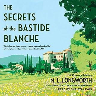 The Secrets of the Bastide Blanche cover art