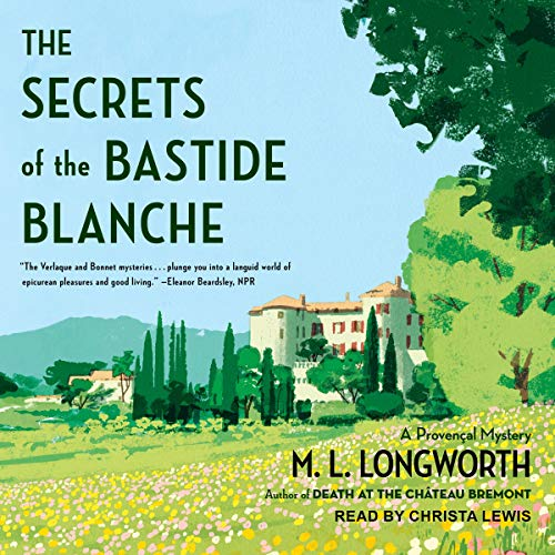The Secrets of the Bastide Blanche audiobook cover art