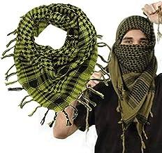 BJGHUIK Scarf Arab Palestine Scarf for Men Scarf Fashion Scarves