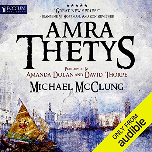 Amra Thetys audiobook cover art