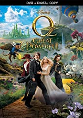 Walt Disney Studios Home Entertainment Oz the Great and Powerful (DVD + Digital Copy)