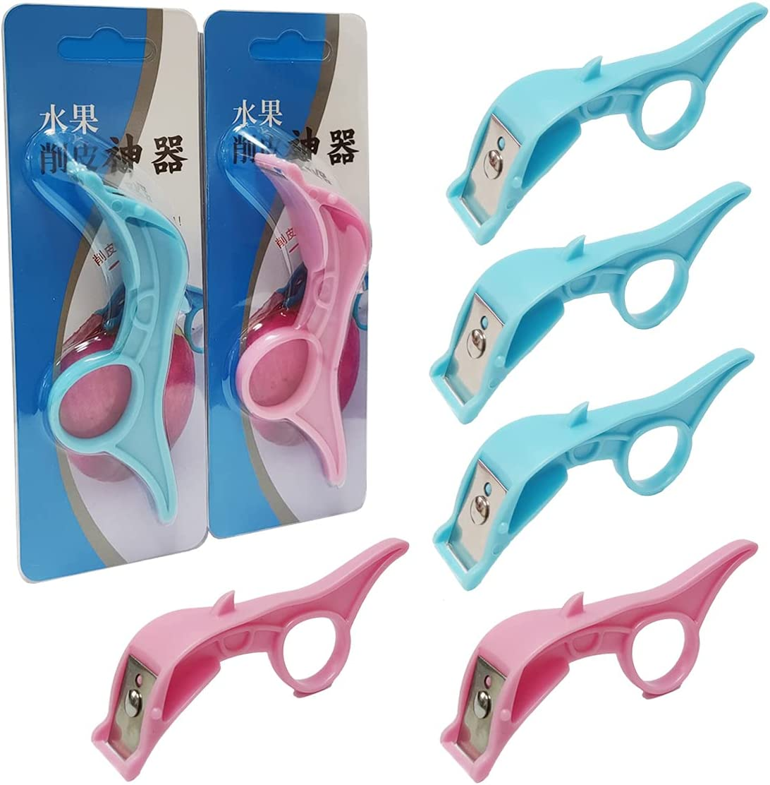 5 Pcs Kitchen Apple Sale SALE% OFF Peeler Multi-Function Be super welcome Thin Skin Ring