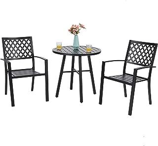 Best patio bistro table set Reviews
