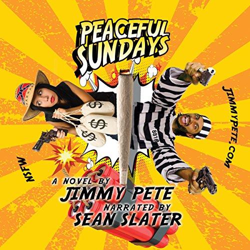 Peaceful Sundays audiobook cover art