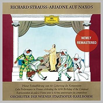 R. Strauss: Ariadne auf Naxos, Op.60, TrV 228 (Live)