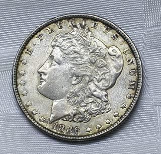 1886 U.S. Morgan Silver Dollar