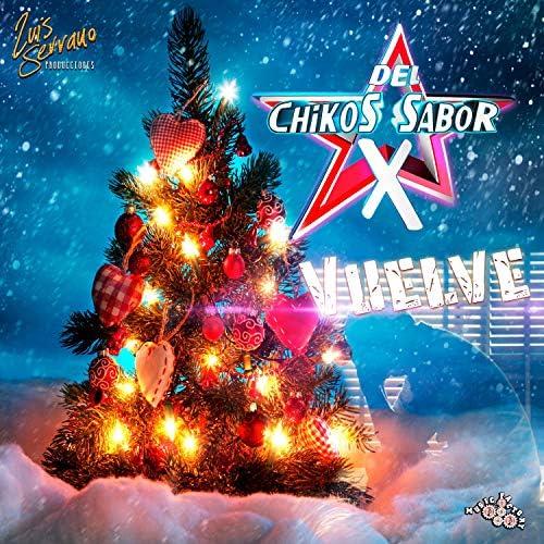 Los Chikos Del Sabor X