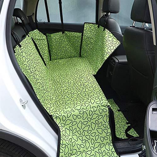 Impermeabile cane seggiolino auto Covers Zaino Carrier Mesh bambini e del gatto dell'animale domestico del cane Mat for Pet Seat Cover Viaggi Per auto, camion e SUV (Color : H 130X150X55CM)