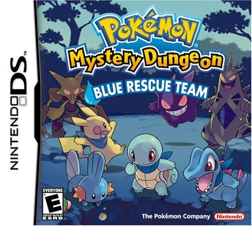 Pokémon Mystery Dungeon Blue Rescue Team [UK Import]