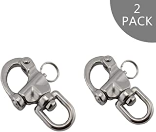 shackle quick release
