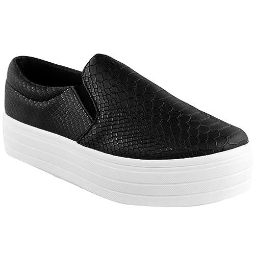83498ffe54b5b Women's Flatform Shoes: Amazon.com