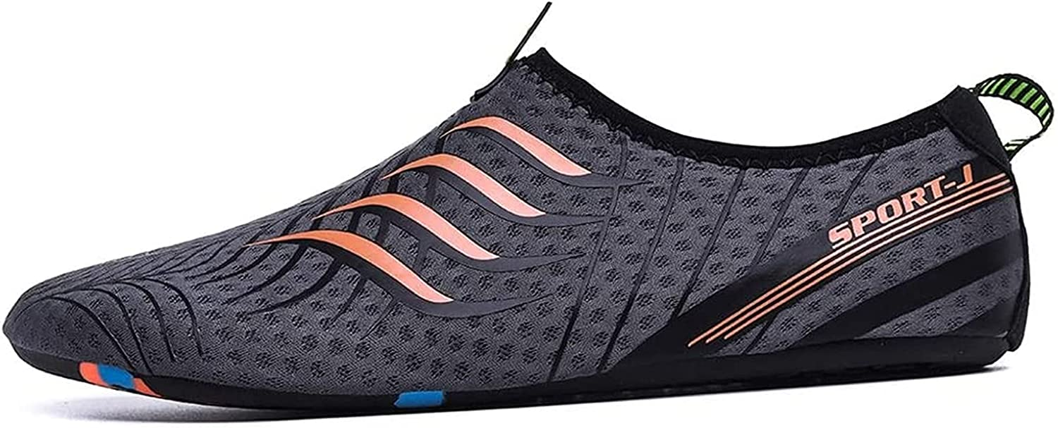 HAOKTSB Men's and Women's Water Barefoot service Choice Wate Shoes Quick-Drying