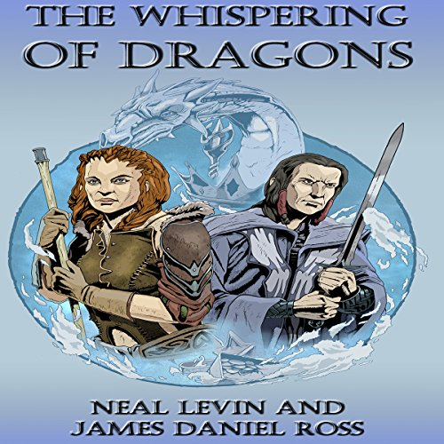 The Whispering of Dragons audiobook cover art