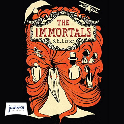 The Immortals                   By:                                                                                                                                 S. E. Lister                               Narrated by:                                                                                                                                 Anna Parker-Naples                      Length: 11 hrs and 35 mins     19 ratings     Overall 3.3