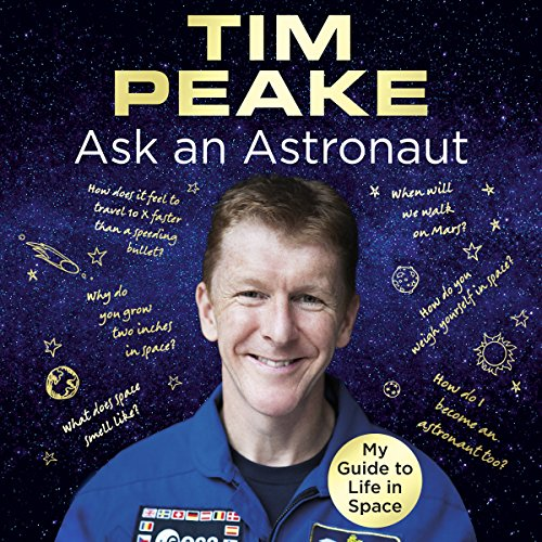 Ask an Astronaut cover art