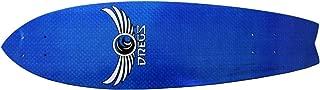 Dregs Longboards Skateboard Cruiser Eco Fiberweave Fish Tail 8