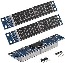Ancai 8-Digit Tube Display Module MAX7219 for Arduino