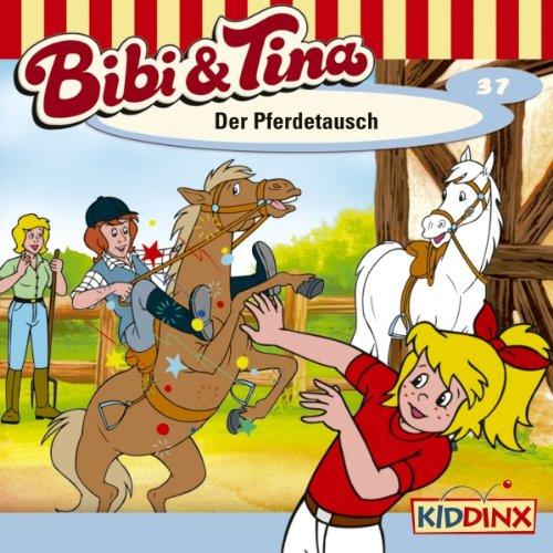 Der Pferdetausch cover art