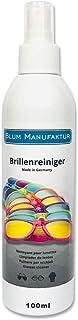 Blum - 100ml brillenreiniger brillenspray. Kwalitatief hoogwaardige reinigingsspray voor een snelle en grondige reiniging.