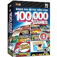 100,000 Games (PC) (UK)