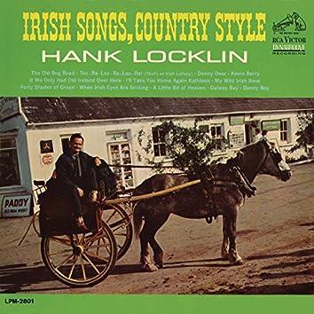 Irish Songs, Country Style