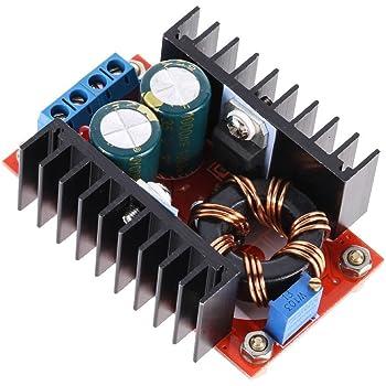 35W 4A Step Down Up Stromversorgungsmodul Einstellbarer Buck-Boost-Wandler GE