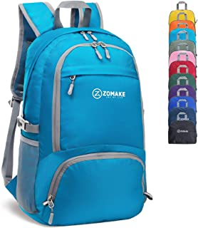 30L Lightweight Packable Backpack Water Resistant Hiking Daypack,Small Travel Backpack Foldable Camping Outdoor Bag