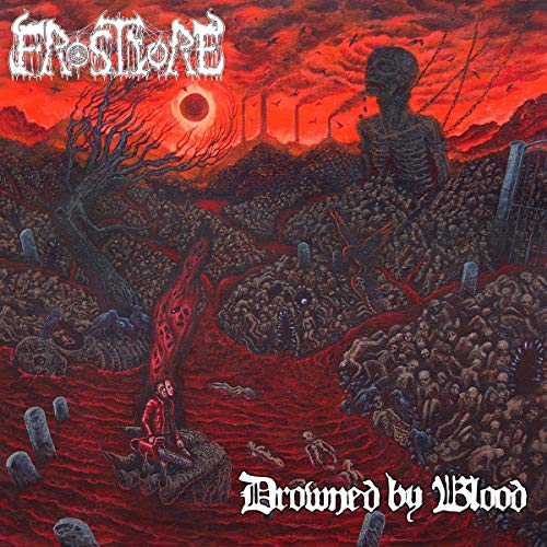 Frostvore: Drowned By Blood (Hand-Numbered Digipak) (Audio CD)