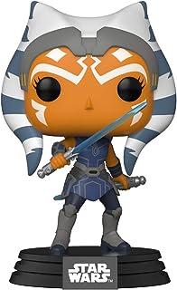 Funko Pop! Star Wars: Clone Wars - Figura de vinilo Ahsoka Tano