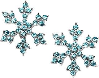 Best sparkle snowflake earrings Reviews