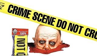 Morris Costumes Crime Scene Tape Do Not Cross