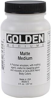 Golden 35305 Matte Medium-8 ounce