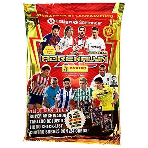 Liga Santander - Megapack Adrenalyn 2018-2019 (003714SPE2)